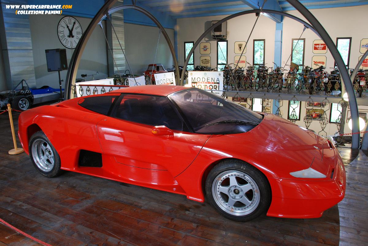 The Maserati Simun