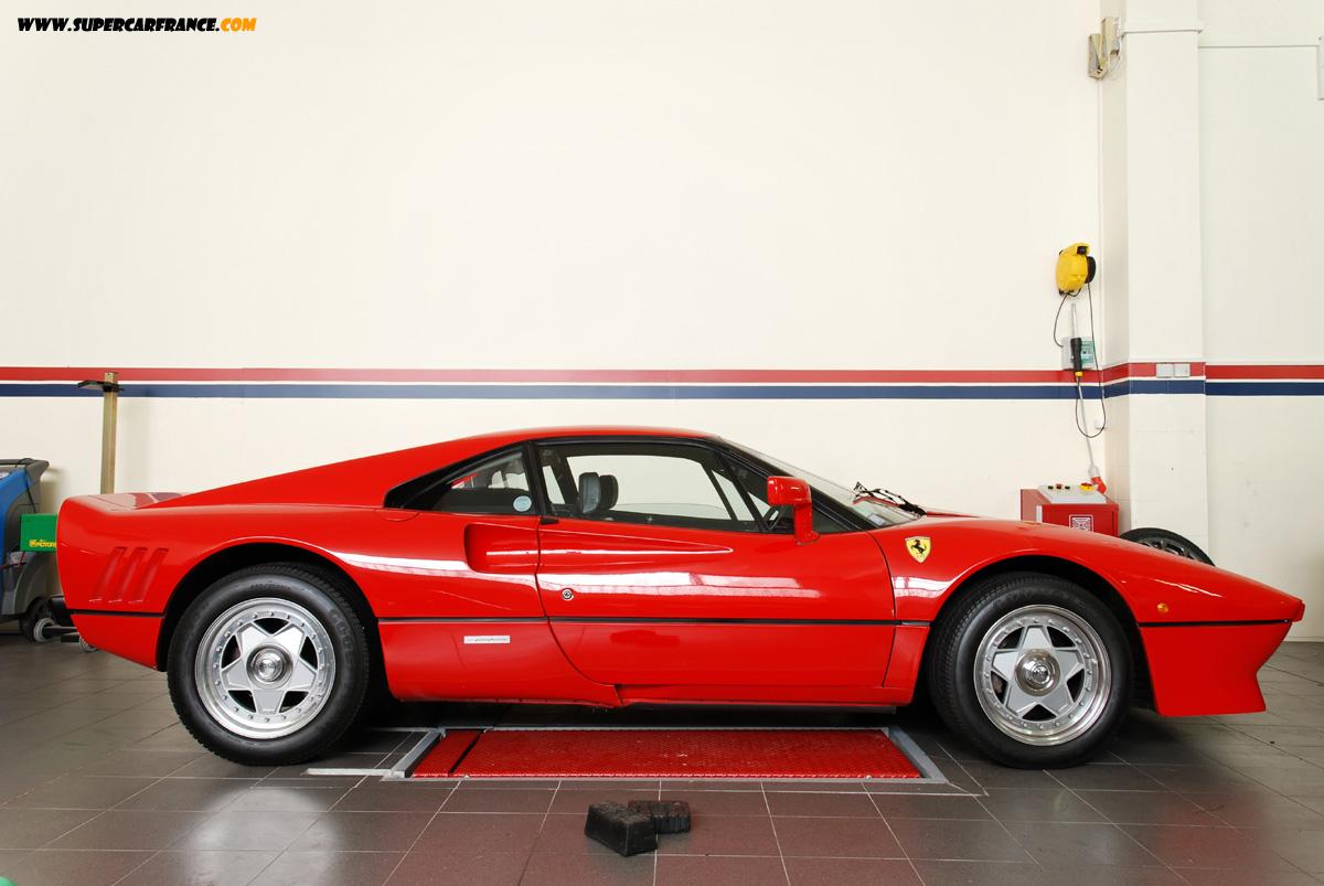 Supercarfrance Com Photos 1200x800 Fonds D 233 Crans Wallpapers Supercars Ferrari 288 Gto