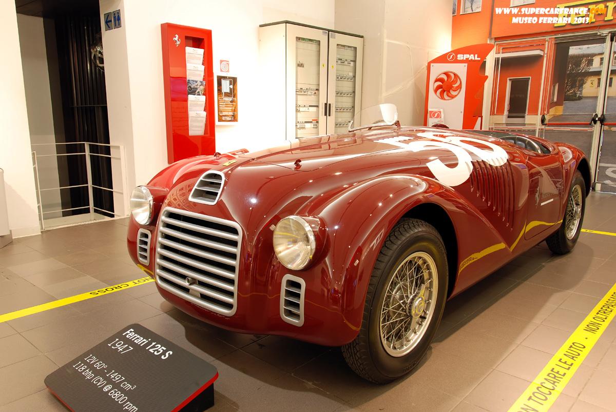 Get Museo Ferrari Wallpaper  Background